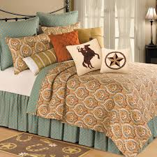 Western Duvet Covers Western Bedding Valencia Quilt Bedding Collection Lone Star