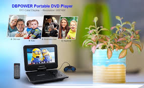 how to know when dvds go on sale for amazon for black friday amazon com dbpower 9 5 inch portable dvd player with rechargeable