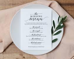 best 25 kissing menu ideas on pinterest wedding ideas to wow