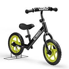 siege pour velo enkeeo 12 enfant vélo draisienne sans pédalier pour 2 6 ans