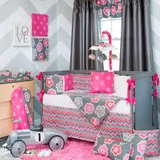 Baby Crib Bedding For Girls by Modern Nursery Bedding