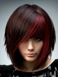 how to add colour chunks to hairstyles love the chunk of color in the front just been a long time since