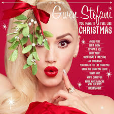 christmas photo album gwen stefani you make it feel like christmas track review