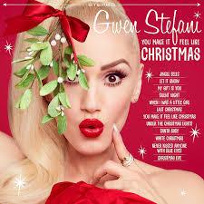christmas photo album gwen stefani you make it feel like christmas track review