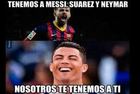 los memes del barcelona vs real madrid univision