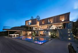 design a family holiday home in plettenberg bay south africa