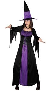 witch costumes spellbound witch plus size costume hf5048 plus size