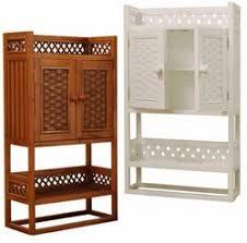 Bathroom Cabinet With Hamper Bathroom Wicker Cabinets Wicker Hampers