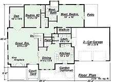 southwestern home plans innovational ideas 11 adobe southwestern house plans eplans plan