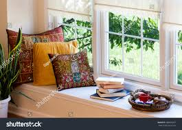 cup coffee on tray piled books stock photo 286876997 shutterstock