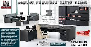 mobilier bureau qu饕ec meuble de bureau nelemarien info