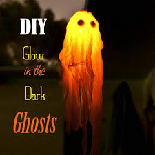 How To Make Little Ghost Decorations 22 Wicked Diy Halloween Decorations And Scare Tactics Diy U0026 Crafts