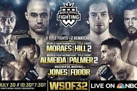 world series of fighting 32 moraes vs hill ii preview bloody elbow