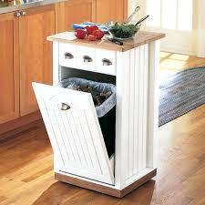 Kitchen Cabinet Trash Bin by Trash Can Kitchen Cabinet U2013 Adayapimlz Com