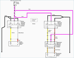 universal power window switch wiring diagram webnotex