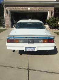 blue 1979 camaro 1979 chevy chevrolet t top z28 camaro white blue automatic 5 7l