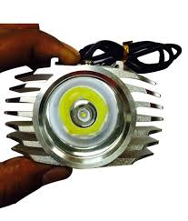 Led Fog Light Buy Autovogue Led Fog Light For All Cars Powerful Cree Led Lamp