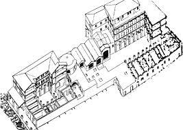 roman insula floor plan roman domestic architecture insula smarthistory