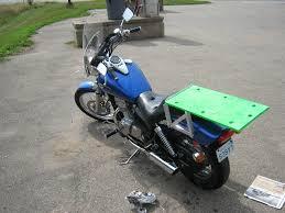 Tire Rack Motorcycle Diy Motorcycle Rack U2013 Grumble Grumble