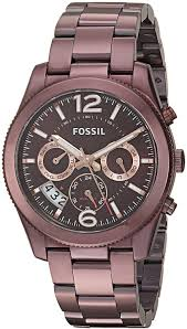 bracelet watches fossil images Fossil women 39 s es4110 perfect boyfriend sport jpg
