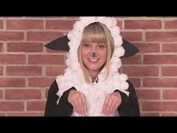 Halloween Sheep Costume Design Sheep Costume