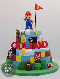 mario cake mario bros cake taart inspiratie mario bros
