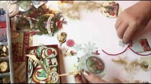 how to make christmas gift tags youtube