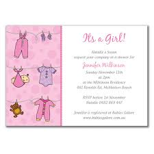 colors sample baby shower invitations