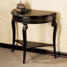 Corner Entryway Table Black Entryway Tables Black Corner Entryway Console Table With