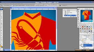 desain kaos futsal di photoshop tutor desain sederhana baju te dengan cs3 youtube