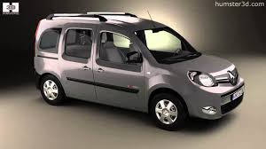 renault kangoo 2014 renault kangoo 2014 by 3d model store humster3d com youtube