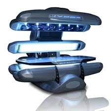 great and interesting commercial tanning bed designed for