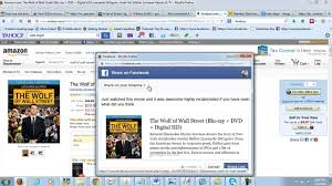 how to add amazon products to your facebook timeline youtube