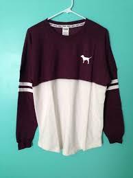 pink vs sweaters vs pink burgundy sweatshirt 3 on the hunt