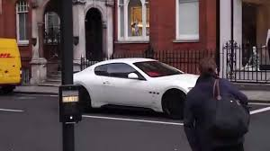 maserati granturismo white maserati granturismo white loud exhaust sound youtube