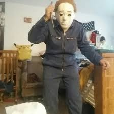 michael myers jumpsuit michael myers costume large and size large 11