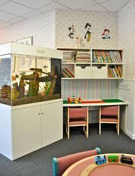 Fish Tank Reception Desk Office Tour Drs Philip Wolkstein U0026 Greg Wolkstein San Jose Ca