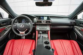 lexus v8 service manual 2016 lexus rc f u0027s a luxurious looker that begs to play on track