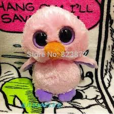 ty beanie boos posy pink plush animals 6 u0027 u0027 15cm ty big