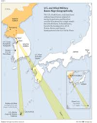 Combatant Command Map Thaad Missile Defense System Business Insider