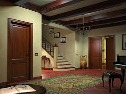 porte interieur en bois massif porte intérieure classique montpellier