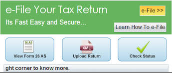 features of income tax efiling portal