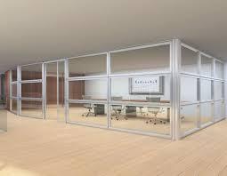 cloison vitr bureau cloison vitre bois amazing crer une cloison et une porte gomtrique