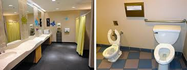 Inclusive Design A Public Lavatory Perspective NDA Blog - Family changing room