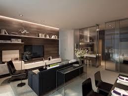 Interior Designs  Interesting Living Room Design For Condo Image - Modern condo interior design