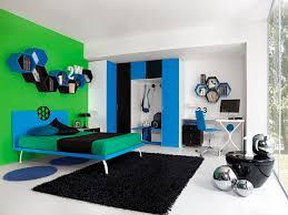 Boy Bedroom Furniture Boy U0027s Bedroom Furniture Set Blue Sport Calcio 2 Faer Ambienti