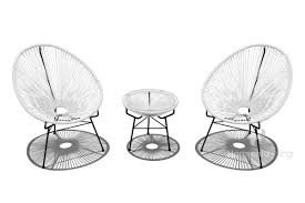 Small Patio Furniture Set by Furnishing A Small Condo Balcony Without Sacrificing Style