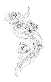 nouveau tattoo art nouveau tattoo design by tegan ray on