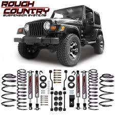 97 jeep wrangler parts 2 5 3 50 kits for 32 to 33 tires country suspension