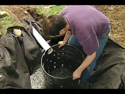 How To Drill A Water Well In Your Backyard How To Install A Dry Well This Old House Youtube